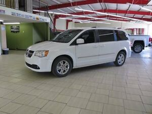 2014 Dodge Grand Caravan Loaded Low km