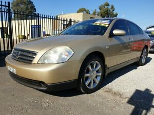2004 NISSAN MAXIMA ST-L SEDAN, AUTO, 3 MONTHS REGO,WARRANTY, JUST SERVICED, REDUCED! North St Marys Penrith Area Preview