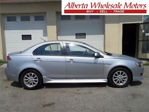 2014 MITSUBISHI LANCER SE AUTOMATIC WE FINANCE ALL EASY FINANCE