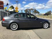 2008 BMW 320i E90 08 Upgrade Executive Grey 6 Speed Auto Steptronic Sedan Hoppers Crossing Wyndham Area Preview