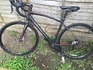 Specialized secteur sports disc road bike RRP £900