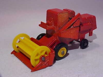 3 INCH Claas Combine Harvester 66 Lesney Matchbox 1/64 Range Diecast Mint Loose