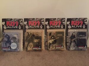 McFarlane KISS ALIVE - Sealed