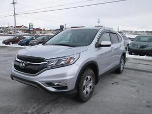 2016 Honda CR-V EX  (DEMO) $233.00 BI-WEEKLY