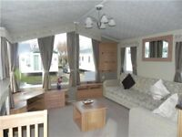 Fantastic Pre-Owned Holiday Home On North East Coast, Site Fees Included Until 2019