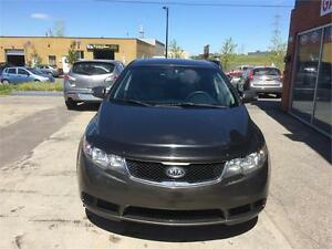 KIA FORTE EX AUTOMATIQUE 2010 FULL OPTION 12 MOIS GARANTIE INCLU