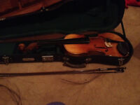 Skylark Beginners Violin, in need of repair