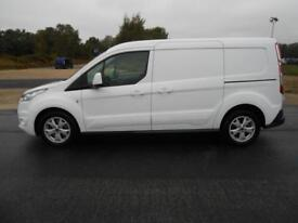 2016 66 FORD TRANSIT CONNECT 1.5 240 L2 LWB LIMITED 120PS DIESEL