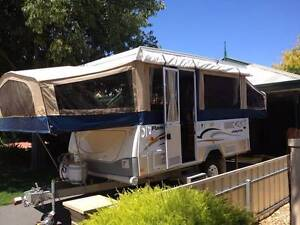 2007 Jayco Flamingo Outback offroad camper trailer Greenwith Tea Tree Gully Area Preview