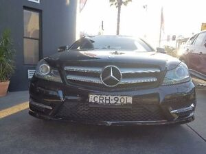 2013 Mercedes-Benz C250 C204 Black Sports Automatic Coupe Concord Canada Bay Area Preview
