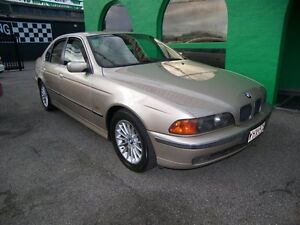 1998 BMW 523I E39 Steptronic  Sedan Nailsworth Prospect Area Preview