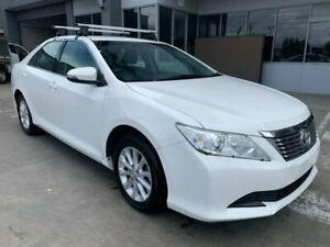 2014 Toyota Aurion GSV50R AT-X White 6 Speed Sports Automatic Sedan Fyshwick South Canberra Preview
