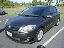 2011 Toyota Corolla ZRE152R MY11 Ascent Sport Graphite 6 Speed Manual Hatchback Gunn Palmerston Area Preview