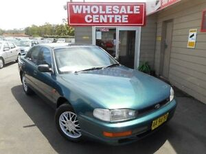 1997 Toyota Camry SDV10 CSi Green 4 Speed Automatic Sedan Edgeworth Lake Macquarie Area Preview