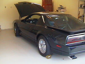 1985 Trans Am (rolling chassis)