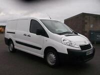 Peugeot Expert 1200 1.6 HDI 90 L2 H1 VAN DIESEL MANUAL WHITE (2014)