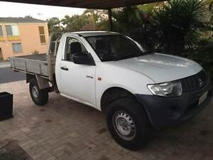 2007 MITSUBISHI TRITON GL 2.4 PETROL MANUAL (176KMS..03/17 REGO) Rochedale South Brisbane South East Preview
