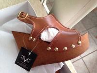 Souliers Versace 1969 en cuir neuf