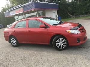2012 Toyota Corolla CE A/C VITRES PORTES ET MIRRORS ELECT CRUISE