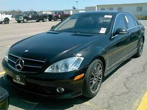2008 Mercedes S550 5.5l  4MATIC AMG STYLING PKG