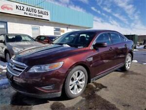 2010 Ford Taurus SEL AWD!! 3MTH WARRANTY INCLUDED