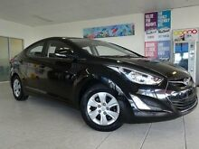 2014 Hyundai Elantra MD Series 2 (MD3) Active Black 6 Speed Automatic Sedan Westcourt Cairns City Preview