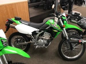 2 LEFT NEW 2018 KLX 250 @$32.00 WEEKLY TAX IN 3.9% O DOWN o.a.c