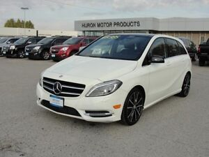 2013 Mercedes-Benz B-Class B250 Sports Tourer