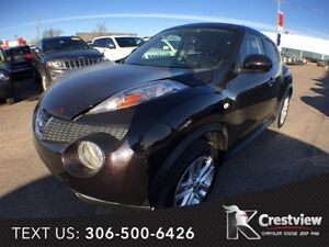 2014 Nissan Juke SL AWD | Leather | Sunroof | Navigation