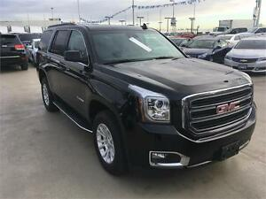 2016 GMC Yukon SLT black on black, NAV, DVD, loaded