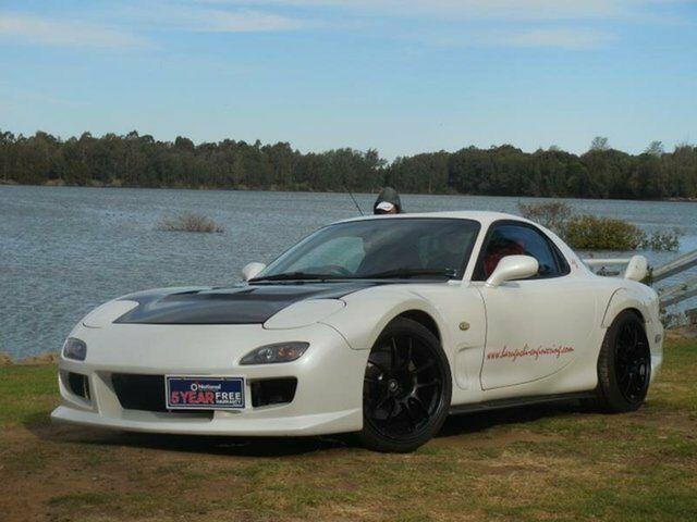 2000 Mazda RX7 FD RZ Pearl White Manual Coupe | Cars, Vans & Utes ...
