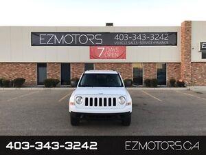 2011 Jeep Patriot North=4X4=ACCIDENT FREE=WARRANTY
