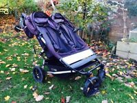 Duet Mountain double buggy