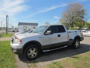 2004 Ford F-150 FX4 king cab 4x4 financement