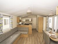Brand New Centre Lounge Stunning 2 Bedroom Holiday Home Static Caravan On The East Coast - £31995