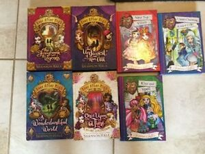 Ever After High Books 1 - 4 + 3 others