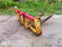 Cat Loader Forks