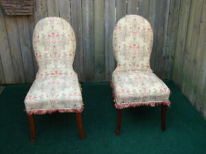 Pair of Luxurios chairs