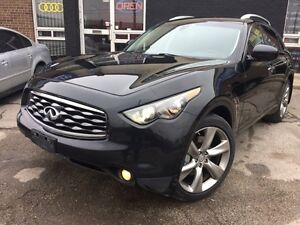 2009 INFINITI FX50 FX50 S TOP OF THE LINE NAVI DVD $18,900