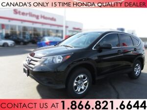 2014 Honda CR-V LX | AWD | 1 OWNER | NO ACCIDENTS