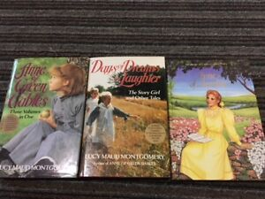 Anne of Green Gables -Anne of Avonlea -Days of Dreams & Laughter