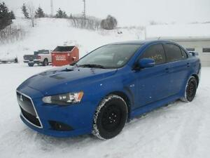 2015 Mitsubishi Lancer Ralliart **BRANDED SALVAGE**