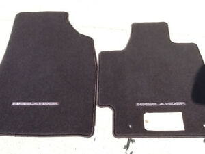 HIGHLANDER FLOOR MATS, with anchors,  brand NEW, $50, 613-777-86