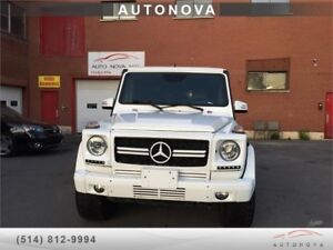 ***2004 MERCEDES-BENZ G500***88KM ONLY/4X4/514-812-9994.