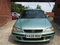 Honda Civic 1.5 i VTEC Sport 5dr (a/c) ONLY 2 FORMER KEEPERS FROM NEW