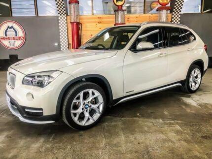 2015 BMW X1 E84 MY15 sDrive 20I xLine White 8 Speed Automatic Wagon Fyshwick South Canberra Preview