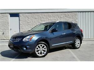 2012 Nissan Rogue SV-AWD-NAVIGATION-BACK UP CAMERA