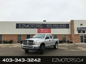 2008 Dodge Ram 1500 SLT=4x4=LOW KMS=WARRANTY