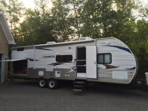 2011 Forest River Cherokee with Bunk House
