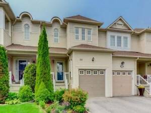BEAUTIFULBRIGHT FREEHOLD TOWNHOME IN SOUTH AFTER WHITBY  SHORES!